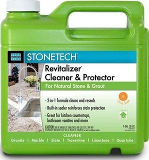 Stonetech Revitalizer Concentrate Gallon, Citrus