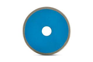 Diarex Electroplated Fluting Wheel 300 x 12.7mm, 60mm Arbor