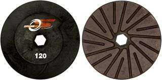 130mm Cyclone S Hybrid Auto Edge Wheels
