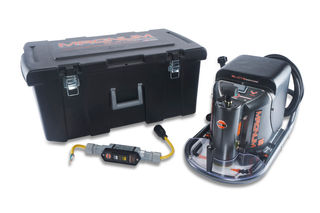 Diarex Magnum 5 Elite Router 220V SS With Hydroplate