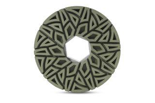 Diarex ICE Flat Wheel, 800 Grit 130mm Diameter Snail Lock