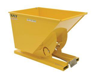 Diarex Self Dumping Hopper D-100-HD, 1 Cubic Yard, 6000 lb Capacity