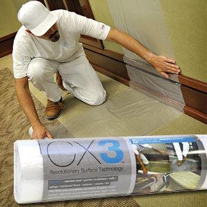 Trimaco CX3 Countertop Protection Film