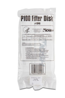 Moldex 8002 P100 Particulate Filters, Box of 5 Pair