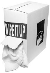Terry Cloth Shop Rags 10lb Box