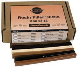 Filler Sticks, Medium Brown