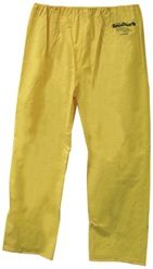 WATERPROOF PANTS, 3XL YELLOW, WITH GRANQUARTZ LOGO