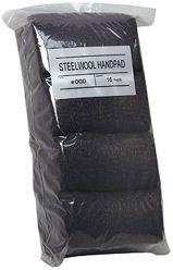 Diarex #1 Steel Wool Hand Pads, Bag of 16 Pads