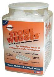Diarex Stone Wedges, 300 Pack
