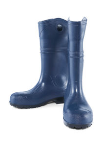 Durapro Steel Toe Blue Boots Size 10