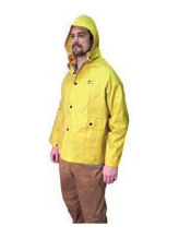 Waterproof Jackets with Attached Hood