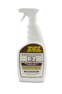 D/2 Stone Cleaner Quart Spray Bottle