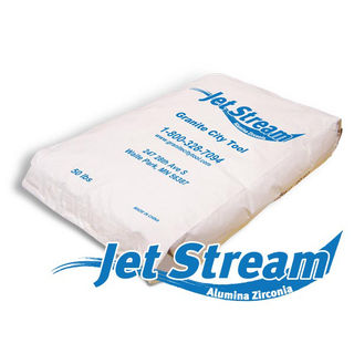 Abrasive Jetstream 50lb Bag 30/60grit