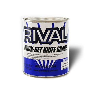 Rival Acrylic QuickSet Knifegrade Quart
