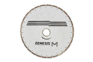 "Zenesis Marble Bridge Saw Blade 16"" 10mm Segments 50/60mm"