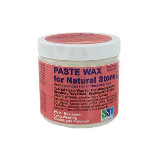 Simple Stone Care Wax Paste Clear 16oz Jar