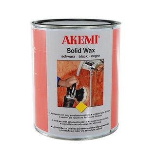Akemi BLACK Paste Wax 1 liter