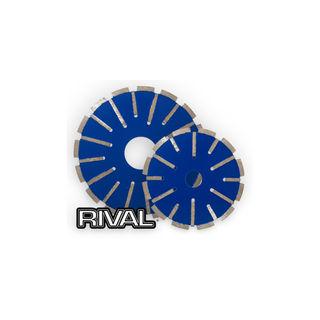 "Rival CNC Blade 6"" 25mm Arbor"