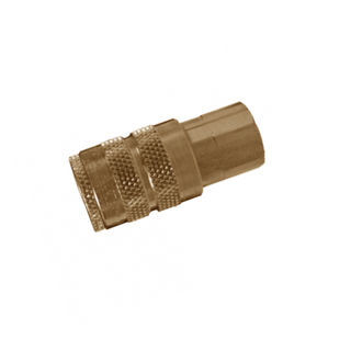 """Air Chief Kwik-Change Female Coupling 1/4"""" x 3/8"""" FPT Body"""