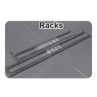 Roller Press Letter Racks - Adjustable