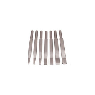 """Machine Carving Chisels 1/2"""" x 1/2"""" x 1/8"""" Blade"""
