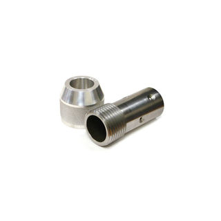 Nozzle Cap CT Ceramic Taper for External Nozzle Holder