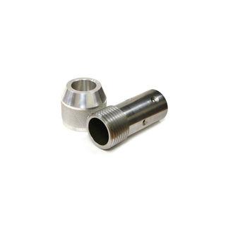 "Nozzle Cap NV Norbide Venturi for External Nozzle Holder 2-1/2"""