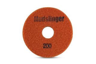 "Mudslinger Concrete Diamond Polishing 5"" Disc #200"