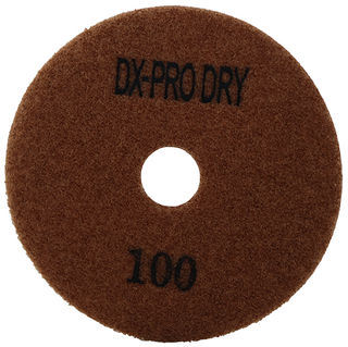 "DX-Pro Dry Polishing Pads 4"""