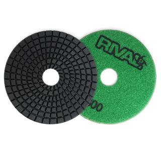 "Rival P Wet Polishing Pads 3"""
