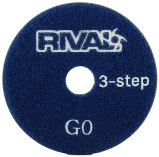 """Rival 3 Step Pads 4"""""""