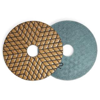 "4"" Octron Dry Polishing Pads"