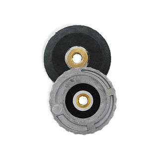 "Quick Change 4"" Snail Lock Backer Plate 5/8-11"""
