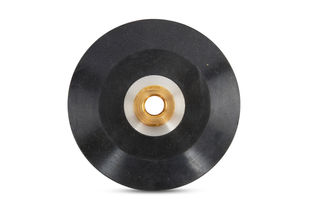 "Quick Change 5"" Snail Lock Backer Plate 5/8-11"""