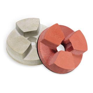 Adria Flat Edge Magnesite Snail Lock Wheels