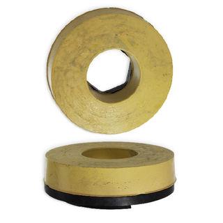 Adrialux Resin Chamfering Wheel 130mm Grit 300 Snail Lock