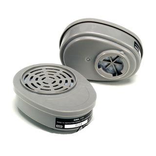 MSA Advantage 200 Respirator OV/GMA Cartridge 2pk f/Chem
