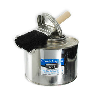 Filler Can Metal Quart w/Brush #70095