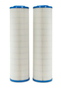 Ebbco Hurricane Replacement Filter Cartridge .75 Micron, 2 pack