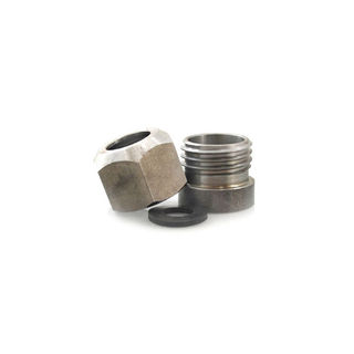 NOZZLE CAP TYPE-1 LARGE CER(FITS 3-66-HE,4-66-HE&66-B)
