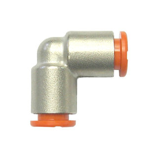 Blick Air Fitting, Elbow 14mm