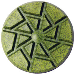 "3"" Surface Pro Phenolic Dry Polishing Pads"