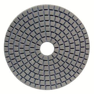 "5"" Surface Pro Concrete Flexible Dry Polishing Pads"