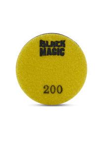"Surface Pro Black Magic Transition Pad 3"" 200 Grit Yellow"