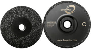 "Cyclone V1 Cup Wheels, 5/8""-11F"