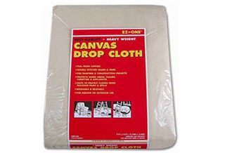 Heavy Weight Canvas Dropcloth, 4ft x 15ft