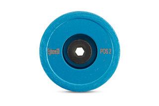 Blue Premium Crescent HS Position 2 Router Bit