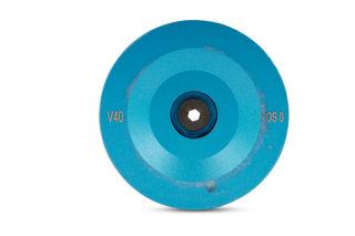 Blue Premium V40 Segmented Position 0 Grinding Wheel