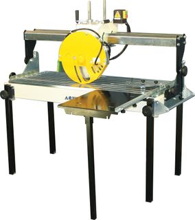 Achilli ANR 130M Saw 3HP 230V 1PH 3400RPM with 1 extention table