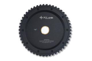 "Pulsar Milling Wheel, 14"", 50mm Arbor - 1-1/2"" Segmented"